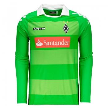 Kappa Borussia Monchengladbach Away 2014 Long Sleeves Jersey