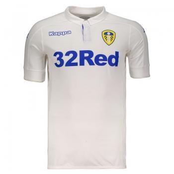 Kappa Leeds United Away 2017 Authentic Jersey