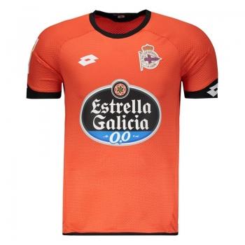 Lotto Deportivo La Coruña Third 2016 Jersey