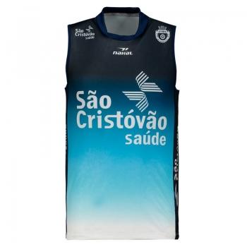 Nakal São Caetano Volley Home 2019 Sleeveless Jersey