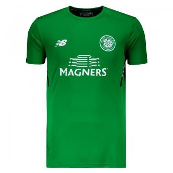New Balance Celtic 2018 Training Green Jersey