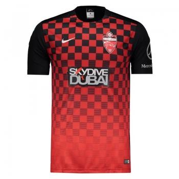 Nike Al-Ahli Dubai Home 2016 Jersey