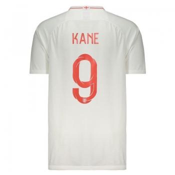 Nike England Home 2018 10 Kane Jersey