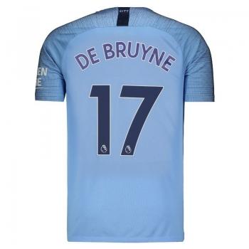 Nike Manchester City Home 2019 17 De Bruyne Jersey