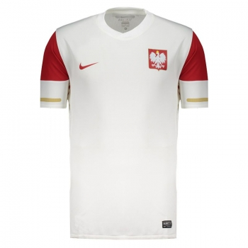 Nike Poland Home 2011 Authentic Jersey