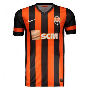 Nike Shakhtar Donetsk Home 2015 Authentic Jersey