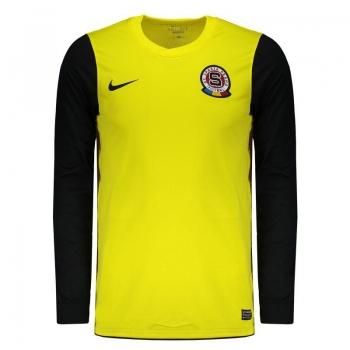 Nike Sparta Praga Away 2012 Long Sleeves Jersey