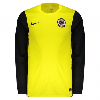 Nike Sparta Prague Away 2012 Long Sleeves Authentic Jersey