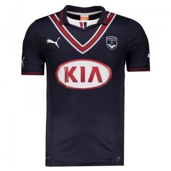 Camisa Puma Bordeaux Home 2014