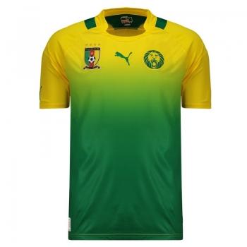 Puma Cameroon  Away 2013 Jersey