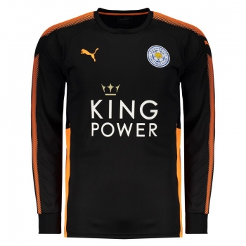 Puma Leicester Home 2018 GK Long Sleeves Jersey