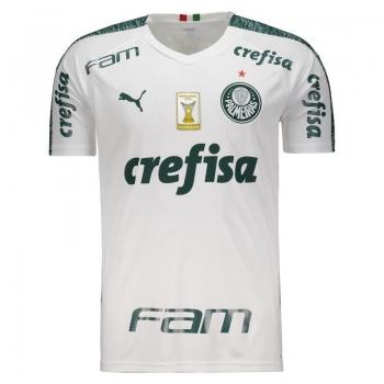 Puma Palmeiras Away 2019 Patch  Jersey