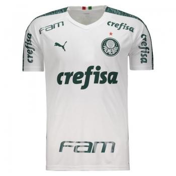 Puma Palmeiras Away 2019 Sponsor Jersey