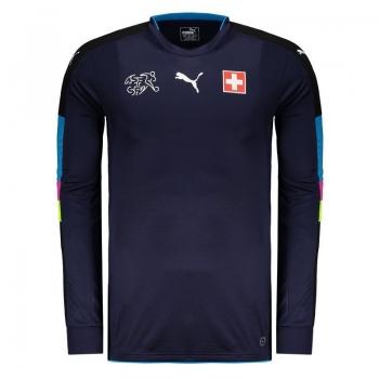 Puma Switzerland GK 2017 Long Sleeves Jersey
