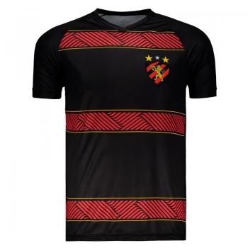 Super Bolla Sport Recife Field Black T-Shirt