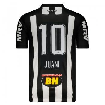 Topper Atlético Mineiro Home 2018 10 Cazares Jersey