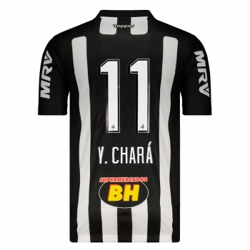 Topper Atlético Mineiro Home 2018 11 Chará Jersey
