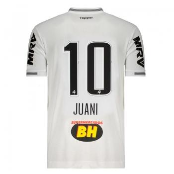 Topper Atlético Mineiro Away 2018 10 Cazares Jersey