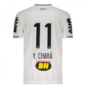 Topper Atlético Mineiro Away 2018 11 Chará Jersey