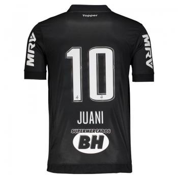 Topper Atlético Mineiro Third 2018 10 Cazares Jersey