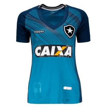 Topper Botafogo GK Home 2018 Women Jersey