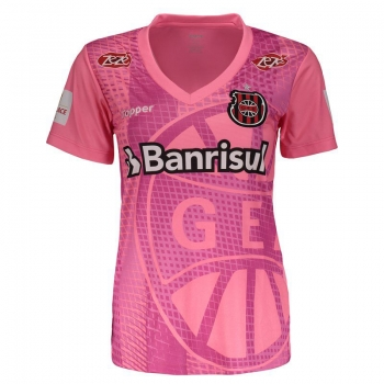 Topper Brasil de Pelotas 2018 Pink October Women Jersey