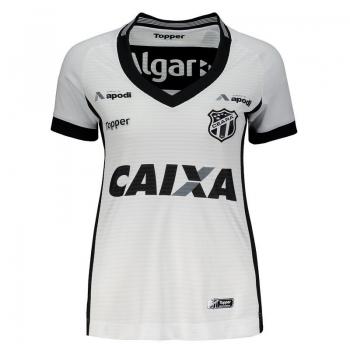 Topper Ceará Away 2018 Women Jersey