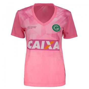 Topper Goiás 2018 Pink October Women Jersey
