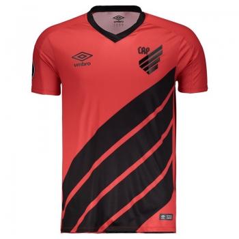 Umbro Athletico Paranaense Home 2019 Libertadores Jersey