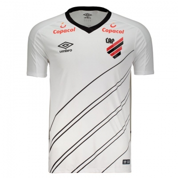 Umbro Athletico Paranaense Away 2019 Authentic Jersey