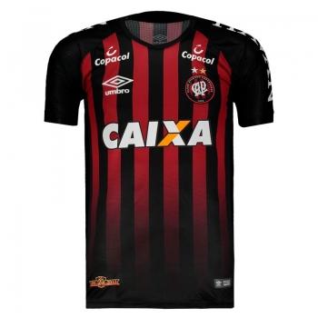 Umbro Atlético Paranaense Home 2017 Authentic Jersey