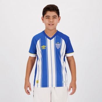 Camisa Umbro Avai I 2018 Juvenil