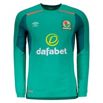 Umbro Blackburn GK Away 2018 Long Sleeves Jersey