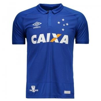 Umbro Cruzeiro Home 2016 Jersey 10