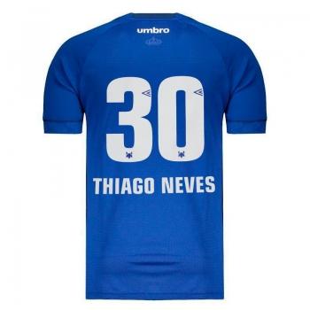 Umbro Cruzeiro Home 2018 30 Thiago Neves Jersey