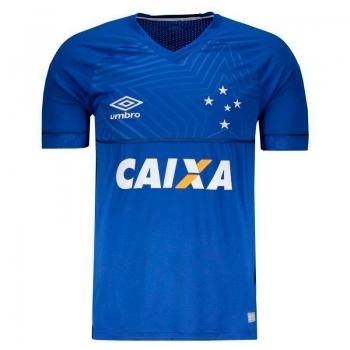 Umbro Cruzeiro Home 2018 Sponsor Jersey