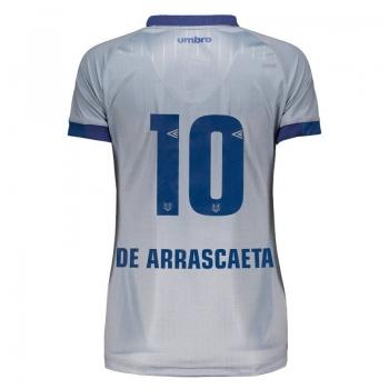 Umbro Cruzeiro Third 2018 10 De Arrascaeta Women Jersey
