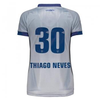 Umbro Cruzeiro Third 2018 30 Thiago Neves Women Jersey