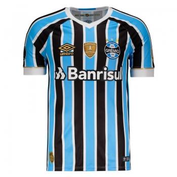 Umbro Grêmio Home 2018 Libertadores Jersey