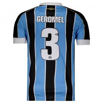 Umbro Grêmio Home 2019 3 Geromel Jersey