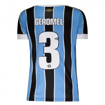 Umbro Grêmio Home 2019 3 Geromel Women Jersey