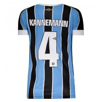 Umbro Grêmio Home 2019 4 Kannemann Women Jersey