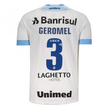 Umbro Grêmio Away 2018 3 Geromel Jersey