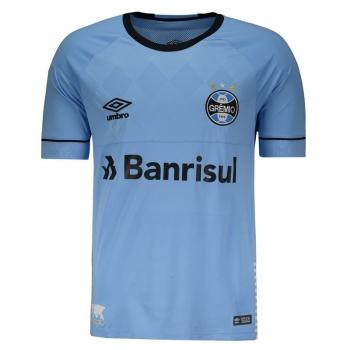 Umbro Grêmio Away 2018 Charrua Sponsor Jersey