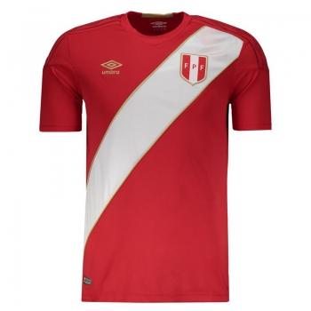 Umbro Peru Away 2018 Jersey