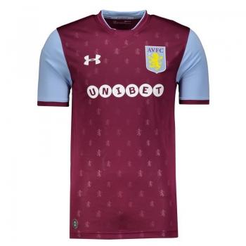 Under Armour Aston Villa Home 2018