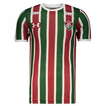 Under Armour Fluminense Home 2018 Sponsor Jersey