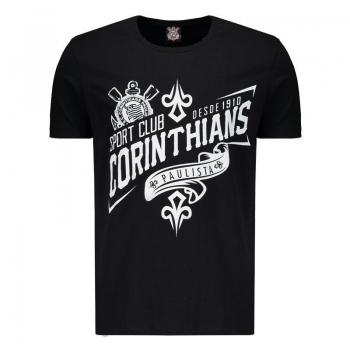 Corinthians Harrison Black T-Shirt