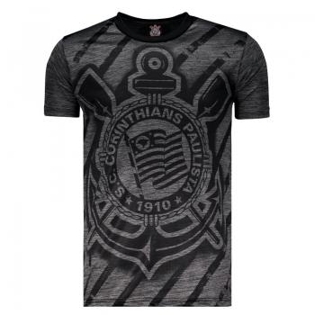 Corinthians Shadow Black T-Shirt