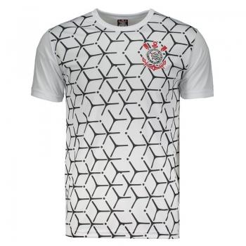 Corinthians Square SCCP White T-Shirt